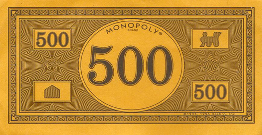 Sobre dinheiro, motivação, e responsabilidade
