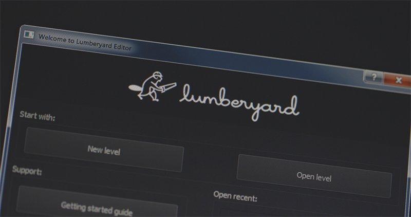 Suporte a realidade virtual chegando na engine Lumberyard da Amazon