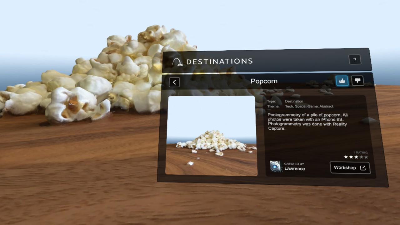 Valve lança ferramenta gratuita para construção de mundos em realidade virtual Destinations
