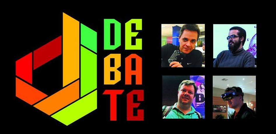 Drops Debate sobre o cenário brasileiro de desenvolvimento de games