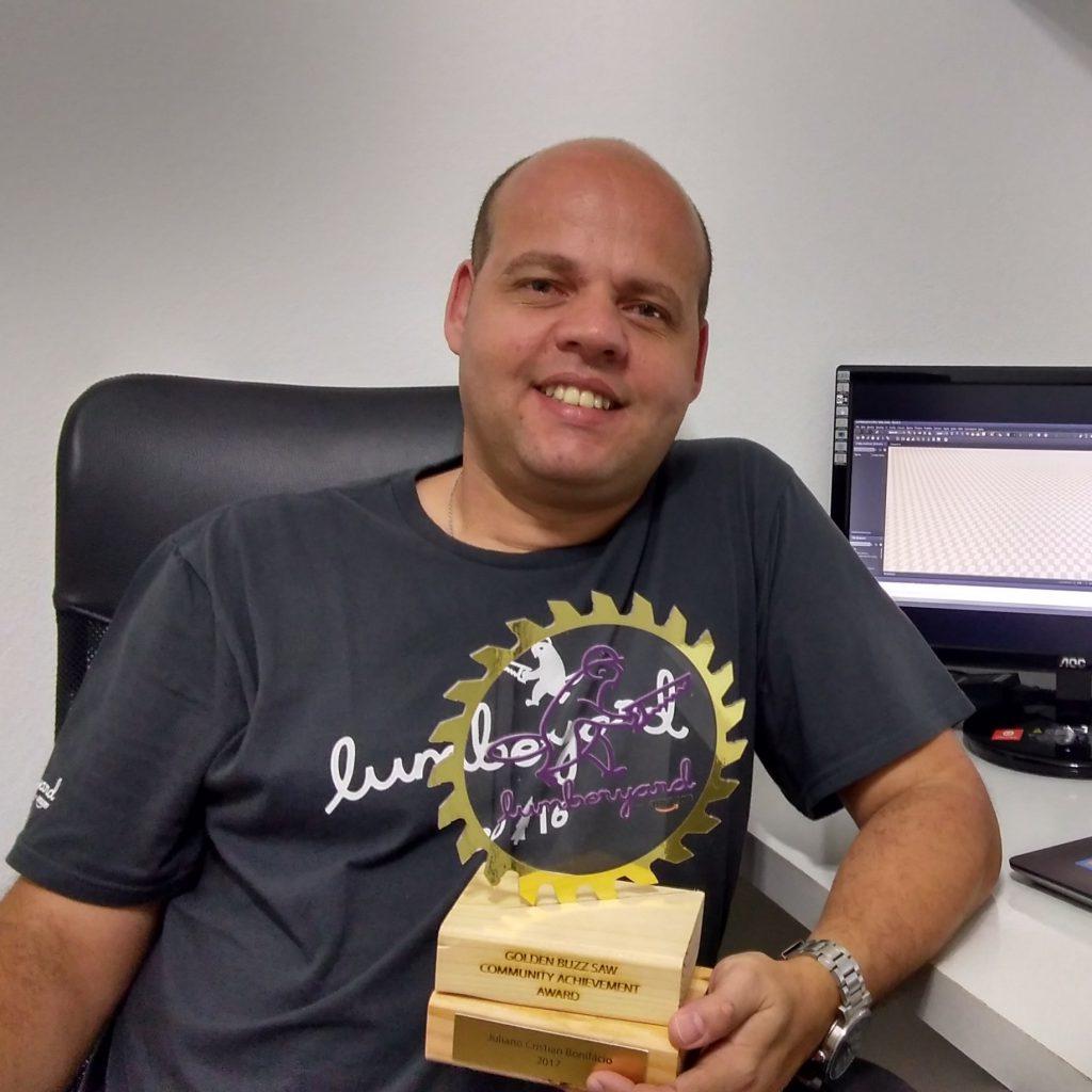 Juliano Cristian - Colaborador