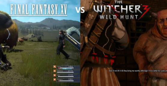 Criação de Side Quests – Diferenças entre FFXV e The Witcher 3