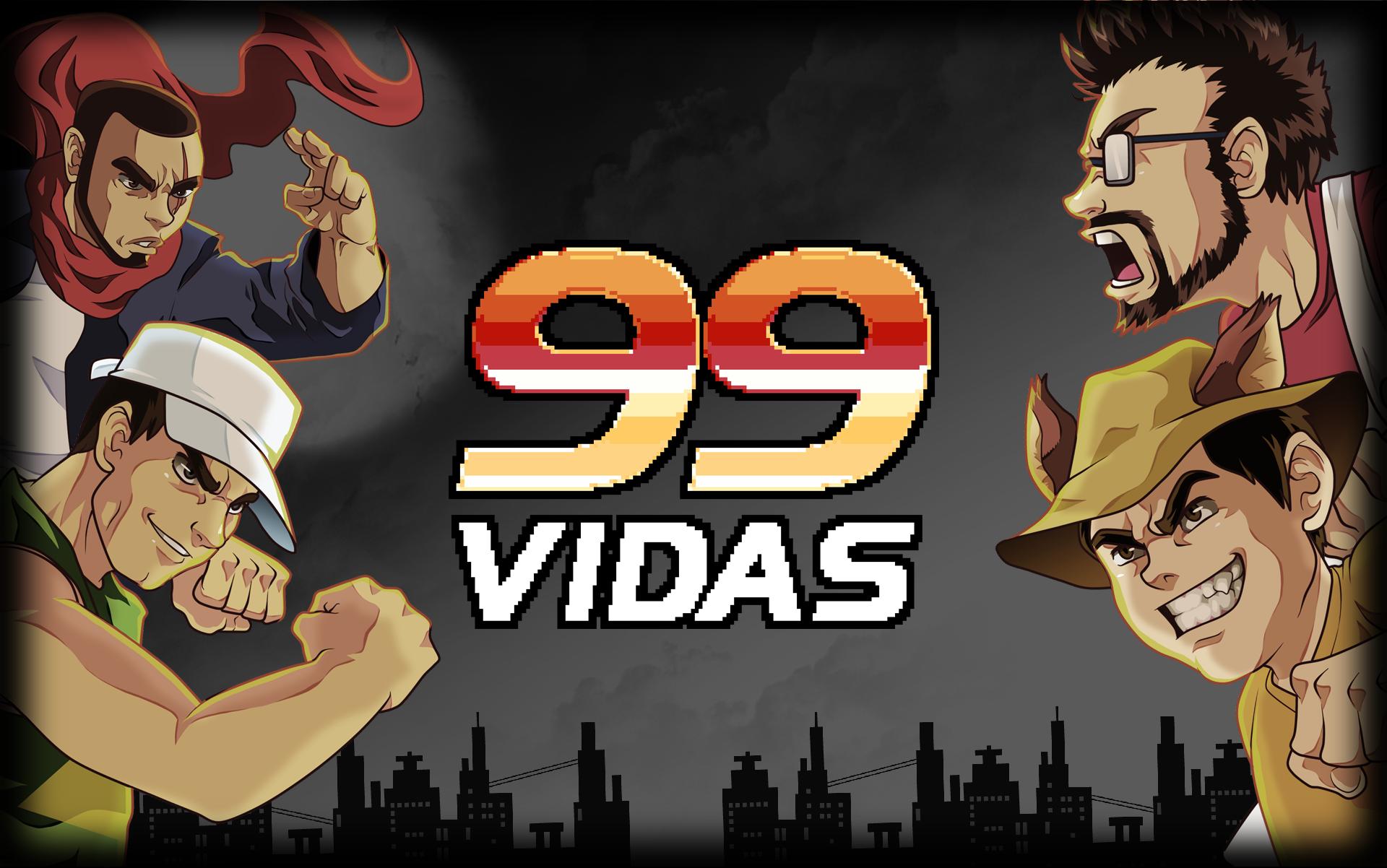 99Vidas estará disponível para Nintendo Switch em breve