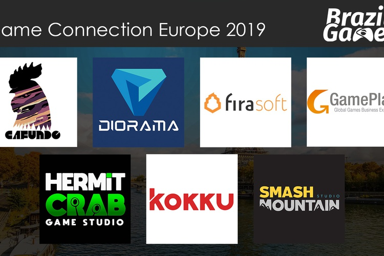 Brasil é destaque na Game Connection Europe 2019
