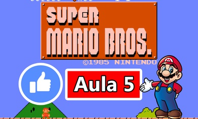 GameMaker – Criando o Jogo do Super Mario Bros #Aula5
